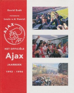 OFFICIELE AJAX JAARBOEK 1993-1994