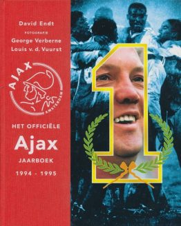 OFFICIELE AJAX JAARBOEK 1994-1995