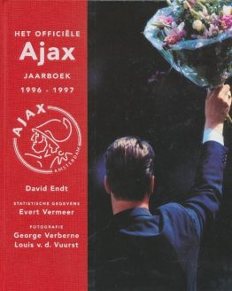 OFFICIELE AJAX JAARBOEK 1996-1997