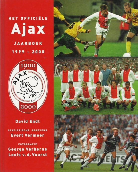 OFFICIELE AJAX JAARBOEK 1999-2000