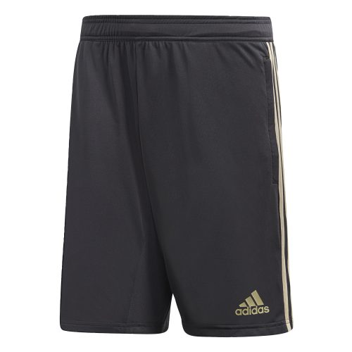 adidas Ajax Trainingsbroekje 2018-2019 Carbon Raw Gold