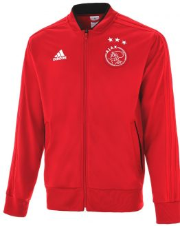 adidas Ajax Trainingsjack 2018-2019 Power Red