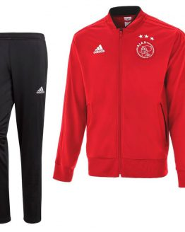 adidas Ajax Trainingspak 2018-2019 Kids Power Red