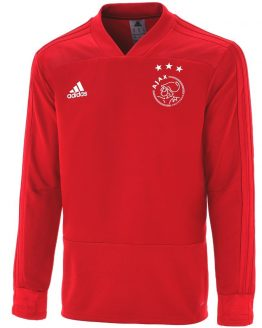 adidas Ajax Trainingstrui 2018-2019 Power Red