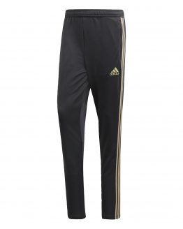 adidas Ajax Trainingsbroek 2018-2019 Carbon Raw Gold