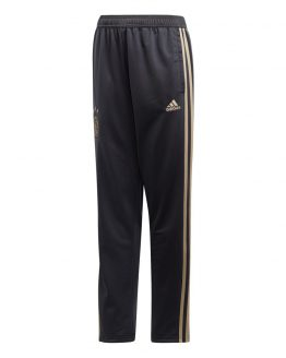 adidas Ajax Trainingsbroek 2018-2019 Kids Carbon Raw Gold