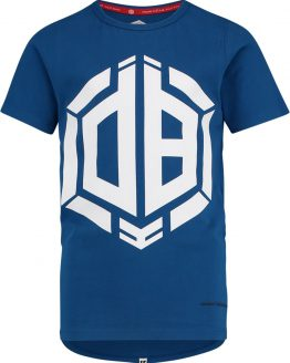Vingino Jongens Daley Blind collectie T-shirt - Pool Blue - Maat 128