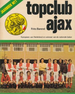 Topclub ajax jaarboek No.1