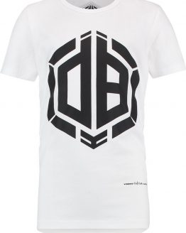 Vingino Jongens T-shirt - Real White - Maat 110