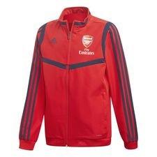 Arsenal Trainingsjas Presentation - Rood/Navy Kinderen