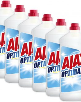 Ajax Optimal7 Fris allesreiniger 6 x 1.25L