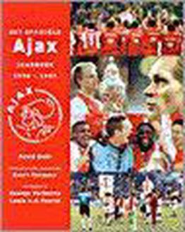 Officiele ajax jaarboek 1998-1999