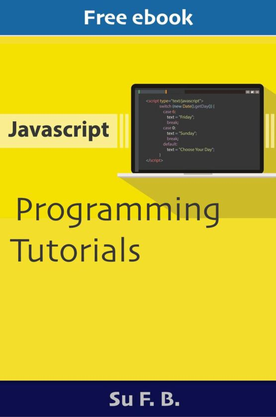 Javascript Programming Tutorials