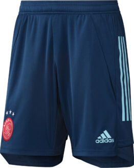 adidas Ajax Trainingsbroekje 2020-2021 Kids Blauw