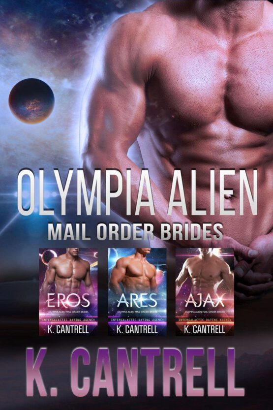 Olympia Alien Mail Order Brides 3-Book Boxed Set
